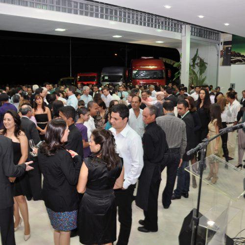 Inauguração Empresa - Orvel 2010