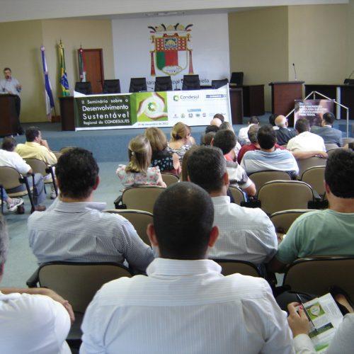 Seminário Condesul 2012